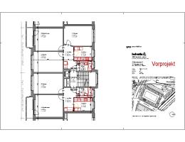 Küche-/Badsanierung-Grundriss